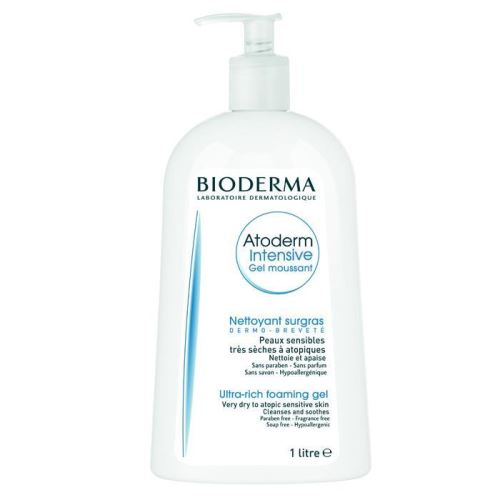 Bioderma Atoderm Intensive Gel moussant - pěnivý gel 500ml