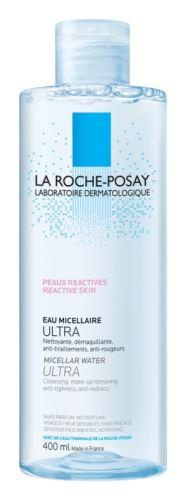 LA ROCHE-POSAY ULTRA Reactive micelární voda 400ml