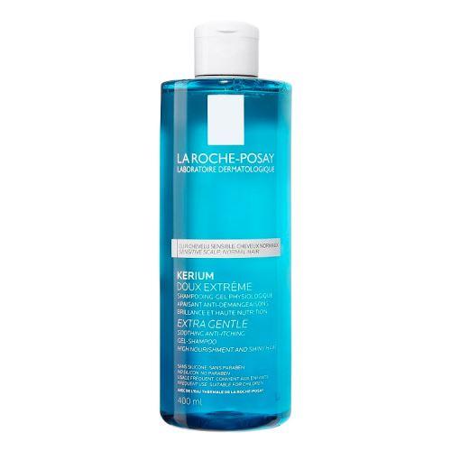 LA ROCHE-POSAY KERIUM DOUX Jemný šampon 400ml