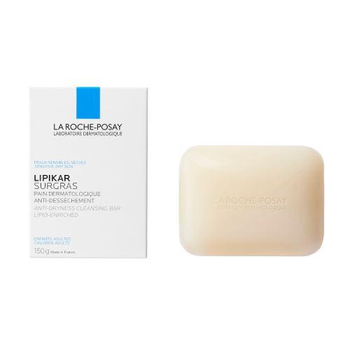 LA ROCHE-POSAY LIPIKAR SURGRAS mýdlo v kostce 150 G