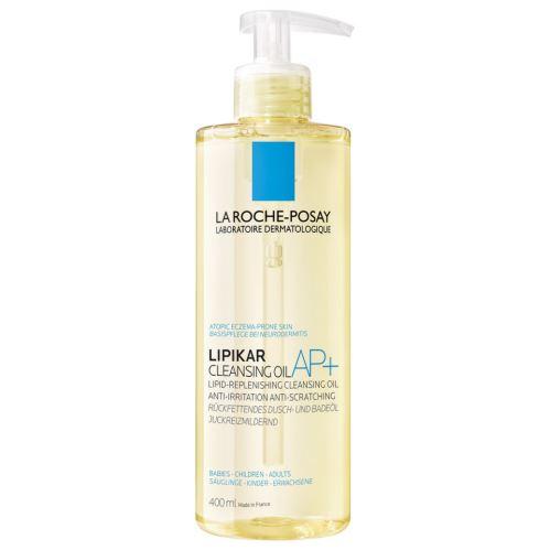 LA ROCHE-POSAY LIPIKAR Mycí olej AP+ 400ml